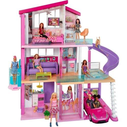 46494ca4af Mattel Barbie Dreamhouse New FHY73 887961531282