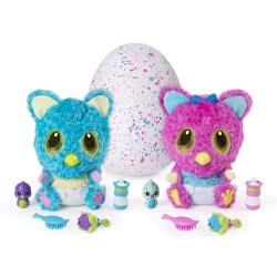 GIOCHI PREZIOSI Hatchimals Babies - Μωρό Cheertree HAT06000 8056379068792