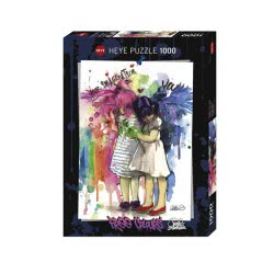 HEYE Puzzle 1000 Free Colours - Fantasy 29826 4001689298265