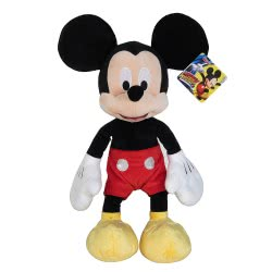 As company Mickey And The Roadster Racers Χνουδωτό Mickey Mouse 61 Εκ. 1607-01700 5203068017033