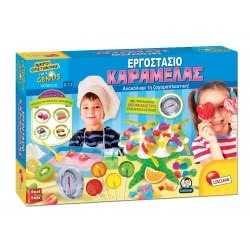 Real Fun Toys Μικροί Επιστήμονες: Εργαστήριο Καραμέλας 67534 8008324067534