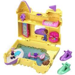 Mattel Polly Pocket Ο Κόσμος Της Κάστρο Στην Άμμο FRY35 / GCJ87 887961728545