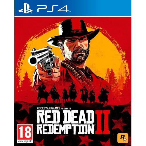 ROCKSTAR GAMES PS4 Red Dead Redemption 2  5026555423052