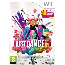 UBISOFT WII Just Dance 2019  3307216080848