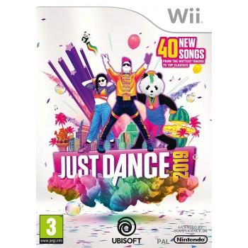 UBISOFT WII Just Dance 2019  3307216080848