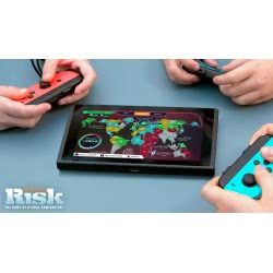UBISOFT Nintendo Switch Hasbro Game Night Monopoly και Risk και Trivial Pursuit  3307216088165