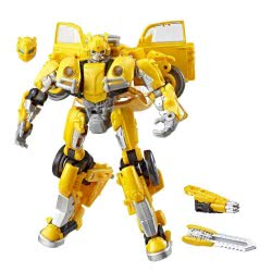 Hasbro Transformers Studio Series 18 Deluxe Class Movie Bumblebee E0701 / E0975 5010993519989
