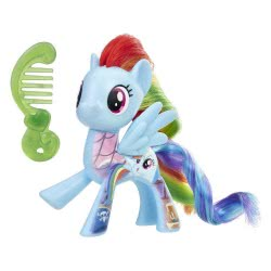 Hasbro My Little Pony Friends All About Rainbow Dash B8924 / E0728 5010993467839