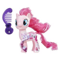 Hasbro My Little Pony Friends All About Pinkie Pie B8924 / E0730 5010993467822