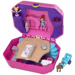 Mattel Polly Pocket Ο Κόσμος Της Μουσικό Κουτί-Σκηνή FRY35 / GCJ88 887961728538