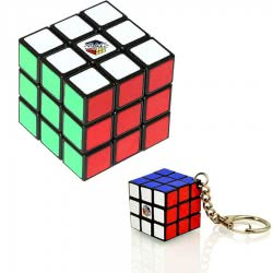 Rubiks Cube Classic 3x3 με Μπρελόκ 5051 RUBI 8716285050303