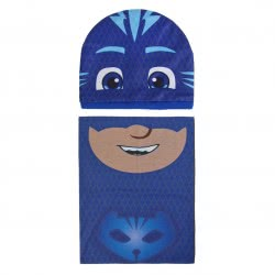 Cerda PJ Masks Winter Scarf And Hat Catboy - Blue 2200003289 8427934200986