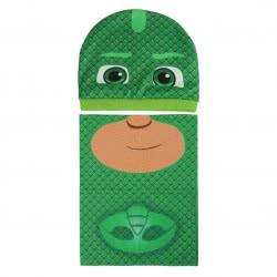 Cerda PJ Masks - Πιτζαμοήρωες Σετ Κασκόλ - Σκούφος Γκέκο - Πράσινο 2200003290 8427934200993