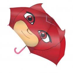 Cerda PJ Masks Owlette Kids Umbrella 42 cm - Red 240000417 8427934228300