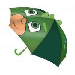 Cerda PJ Masks - Πιτζαμοήρωες Γκέκο Ομπρέλα Παιδική 42 Εκ. - Πράσινη 240000417 8427934228294
