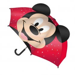 Cerda Mickey Mouse Kids Umbrella 42 Cm - Red 2200000416 8427934228263