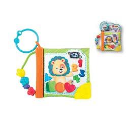 MG TOYS Winfun Μαλακό Βιβλιαράκι Little Paks Take-Along Crinkle Book 403153 5204275031539