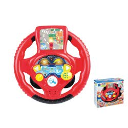 MG TOYS Winfun Τιμόνι Με Ταμπλώ Φώτα Και Ήχους - Speedster Driver 403197 5204275031973