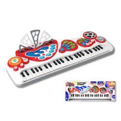 MG TOYS Winfun Αρμόνιο Μπαταρίας Ηλεκτρονικό Beat Bop Electronic Keyboard 410092 5204275100921