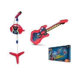 MG TOYS WinFun Beat Bop Cool Kidz Guitar and Microphone 410106 5204275101065