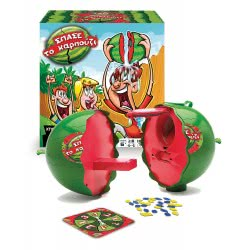 Just toys Σπάσε Το Καρπούζι - Watermelon Game YL20060 8719324076517