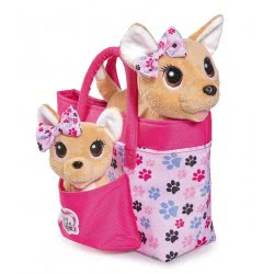 Simba Chichilove Chihuahua Happy Family 105893213 4006592022716