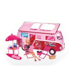 Simba Steffi Τροχόσπιτο με Κούκλα Love Hawaii Camper 105739423 4006592594237