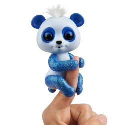 WowWee Fingerlings Glitter Baby Panda Archie - Blue 151324 / Blue 771171135630