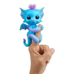 WowWee Fingerlings Baby Dragon Tara - Μπλε 153862 / Tara 771171135814