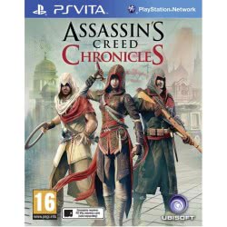 UBISOFT PSV Assassin`s Creed Chronicles pack 3307215916506 3307215916506