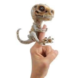 WowWee Fingerlings Untamed Skeleton Bonehead Raptor Doom 153864 / Doom 771171139812