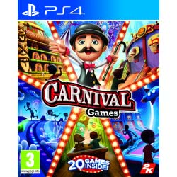 2K Games PS4 Carnival Games  5026555425469