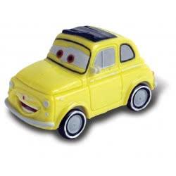 BULLYLAND Bul Cars Luigi Κίτρινο BU012684 4007176126844