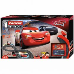 CARRERA Cars 3 Αυτοκινητόδρομος McQueen - Jackson Storm Slot 044497 4007486630222