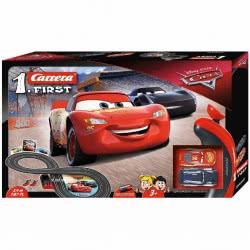 CARRERA Cars 3 McQueen - Jackson Storm Slot 044497 4007486630222