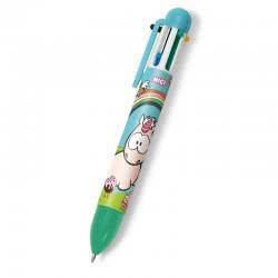 Nici Theodor and Friends Multicolor Pen Theodor - Light Blue 40120 4012390401202
