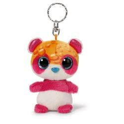 Nici Keyring Plush Panda Bubble Gingsgungs 9 Cm 40435 4012390404357