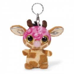 Nici Keyring Plush Giraffe Bubble Neenee 9 Cm 40432 4012390404326