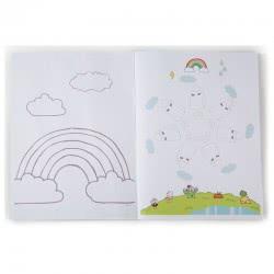 Nici Theodor And Friends Βιβλίο Δραστηριοτήτων Και Ζωγραφικής 40988 4012390409888