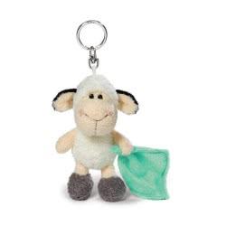 Nici Keyring Plush Sheep Jolly Baby Netty 10 Cm 40446 4012390404463