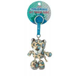 Nici Talisminis By Your Side Keychain Leopard With Blue Dots 7 Cm 39522 4012390395228