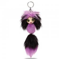Nici Ayumi Keyring Faith 10 Cm - Black And Purple 39540 4012390395402