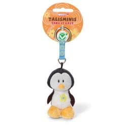 Nici Talisminis Take It Easy Keychain Penguin Black And White 7 Cm 37389 4012390373899