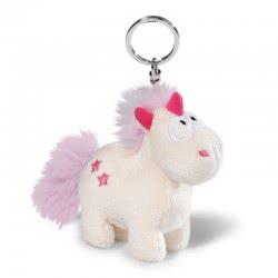 Nici Theodor And Friends Keyring Unicorn Theodor 10 Cm - White 40091 4012390400915