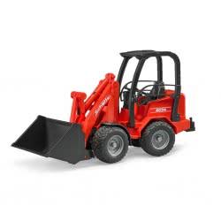 bruder Φορτωτής Κόκκινος 2034 BR002190 4001702021900
