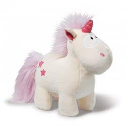 Nici Theodor and Friends Unicorn Theodor 13 cm - White 40098 4012390400984