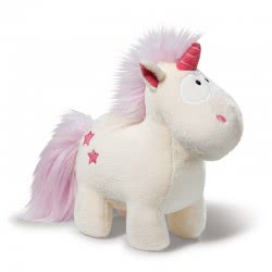 Nici Theodor and Friends Unicorn Theodor 22 cm - White 40101 4012390401011