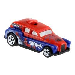 Mattel Hot Wheels Vehicle Spiderman Cockney Cab II FKF66 / GDG92 887961743005