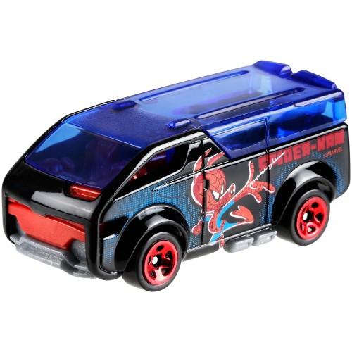 Mattel Hot Wheels Αυτοκινητάκια Spiderman The Vanster FKF66 / GDG96 887961743012