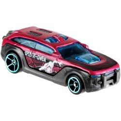 Mattel Hot Wheels Vehicles Spiderman HW Pursuit FKF66 / GDG94 887961742961
